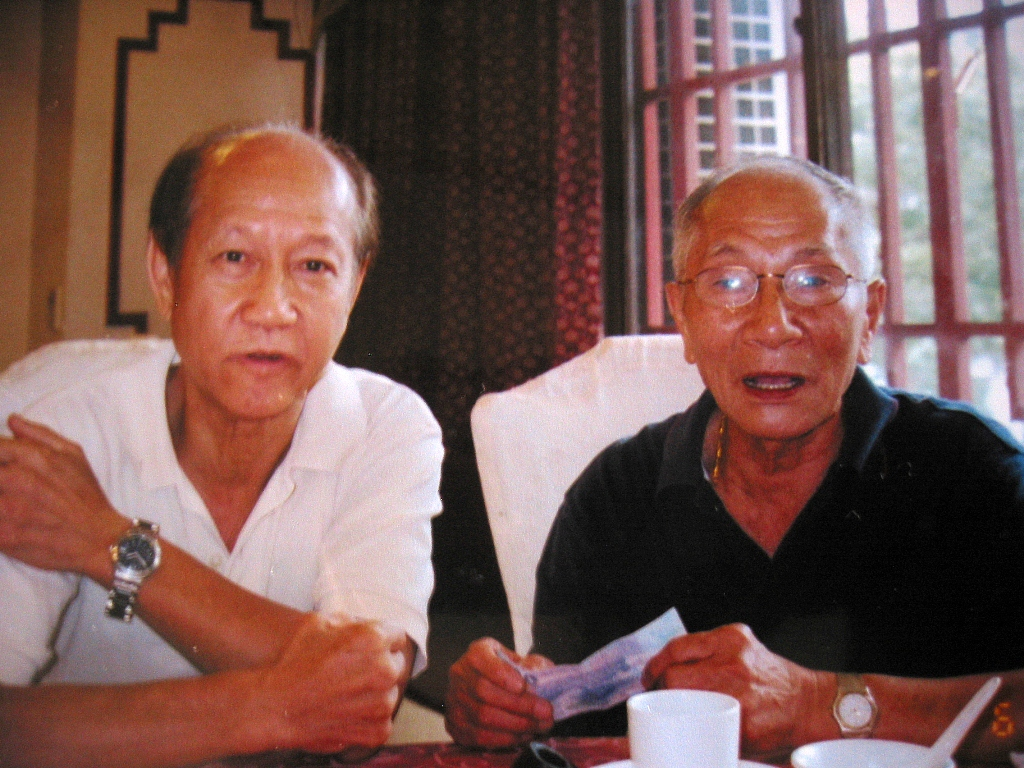Lo Man Kam and Yip Chun