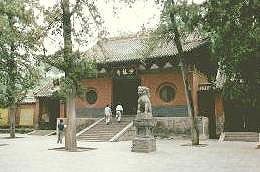 Shaolin Kloster / China